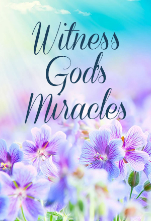 Witnessing Miracles - Visualize all that God has Prepared for Those who Love Him