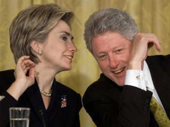 Are the Clintons mass murders? Death of British spy who hacked them raises old questions about the Clinton thuggery machine