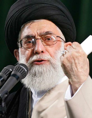 Iranian Supreme Leader publishes book describing plans of ANNIHILATING ISRAEL and getting rid of the Jews