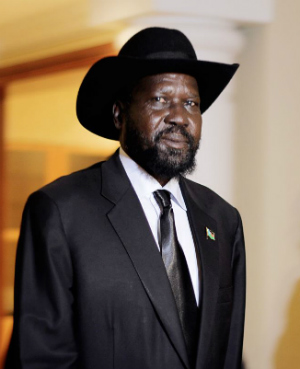 South Sudan President reluctantly signs a peace treaty with rebels