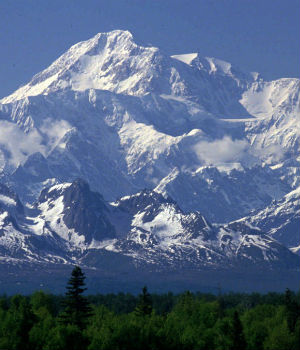 Mount McKinley will now be officially recognized by its original name - Denali