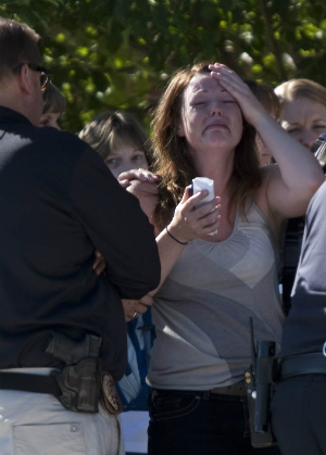Are mass shootings the result of American exceptionalism?
