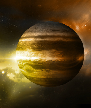 New 'toddler' planet discovered