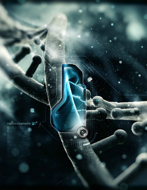 Single DNA molecule to store digital information for millions of year