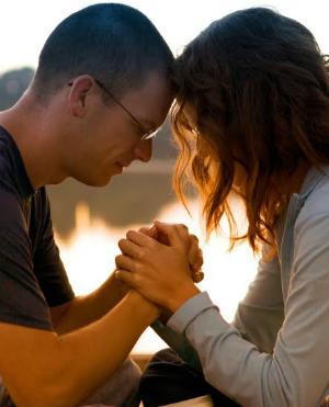 Prayer for catholic dating couples