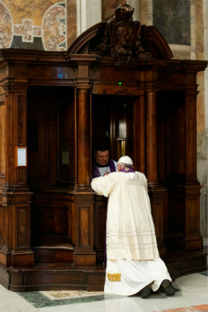 SSPX confessions valid during Jubilee, Pope Francis declares - many pray schism will end
