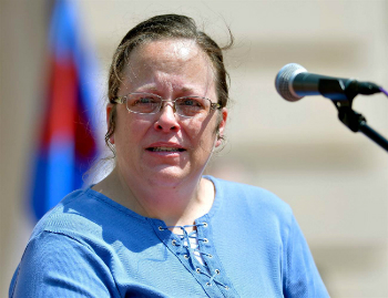 Supreme Court abandons Kim Davis, her martyrdom should come quickly
