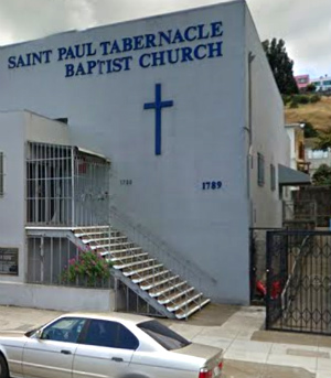 California church severely vandalized with bleach and satanic graffiti