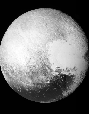 New images of Pluto puzzle scientists