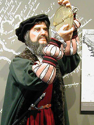 MYSTERY SOLVED? Old world explorer Juan Rodriguez Cabrillo was Spanish, Canadian researcher claims