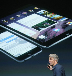 'Monster screen' coming to new iPad