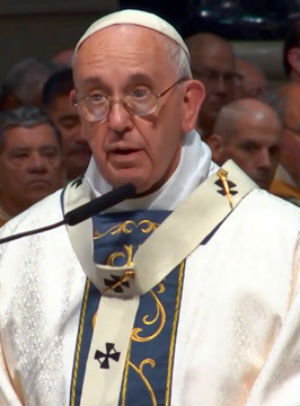 'What about you?': Pope Francis' Philadelphia homily calls on religious to inspire vocations