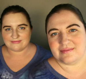 Twin Strangers meet online and discover shocking similarities