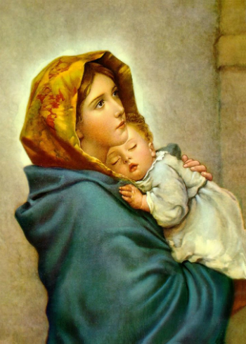 Image result for mary the mother of god