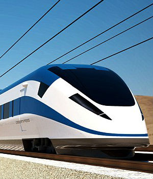 Construction of high-speed rail between L.A., Las Vegas approved by U.S., China