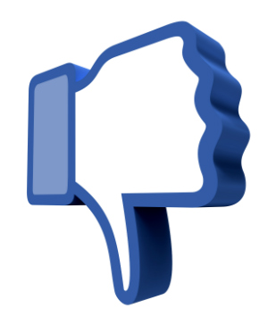 Scammers take advantage of Facebook dislike button
