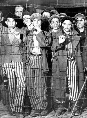Concentration camp turned refugee camp