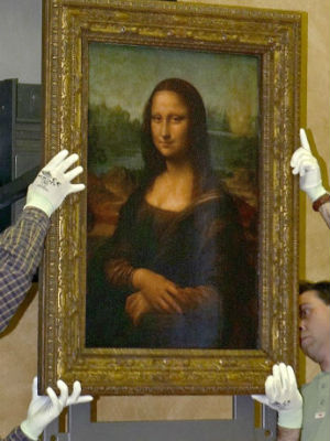 Expert confident forensic remains of fabled 'Mona Lisa' found