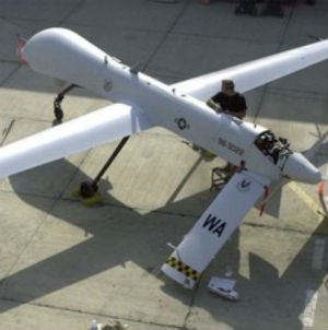 Secret war against terrorists waged by U.S. forces with drones