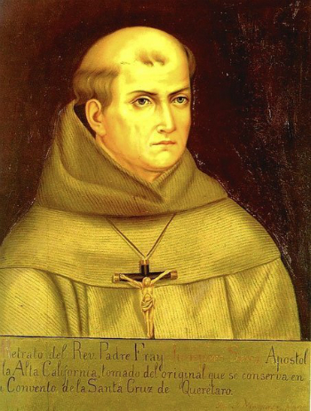 Prayer to St. Junipero Serra: 'Help me deliver the light of Christ...'