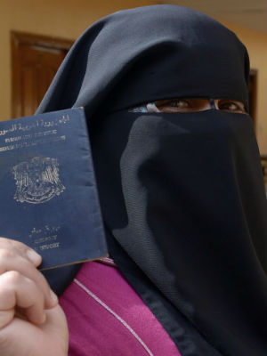 DEADLY DOOR OPENS: Terrorists can easily buy phony Syrian passports to enter the West