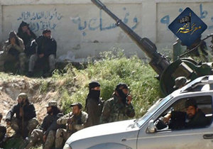 U.S. armed Syrian rebels give American weapons to Al Qaeda