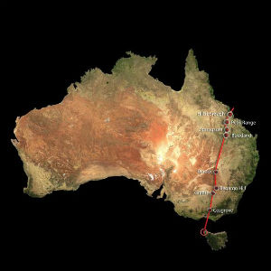 World's longest chain of volcanoes discovered in Australia