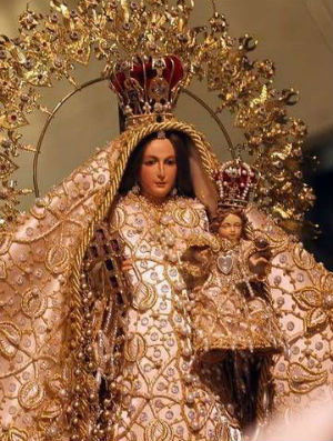 Cuba observes Patron Saint Day, Our Lady of Charity, with processions