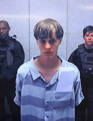 Prosecutors seek death penalty for Charleston church shooter