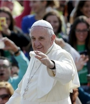 Pro-Live Advocacy: Pope Francis' main reason for his US visit