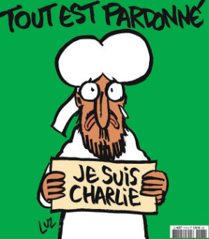 French magazine, Charlie Hebdo, publishes extremely controversial refugee cartoon (WARNING: OFFENSIVE IMAGES)