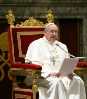 POPE FRANCIS ISSUES EXTRAORDINARY INDULGENCE - Here's how you and others can obtain it