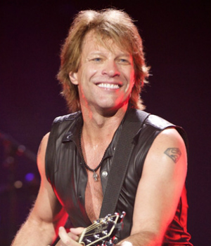 Superstar, Bon Jovi has special message for Israel: 'We Don't Run'