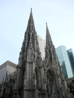 Visit historic Catholic sites in New York