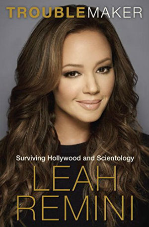 Actress Leah Remini blasts Scientology, Tom Cruise in her new book 'Troublemaker'