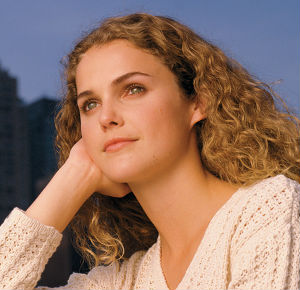 'Felicity' which ran on TV from the years of 1998 to 2002, followed the adventures of the title character, played by Keri Russell, as she went through four years of college.