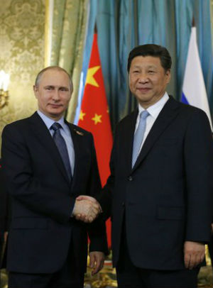 China to join Russian forces in the battle against ISIS