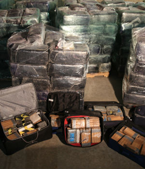 22 people arrested, 12 tons of marijuana seized in 'super tunnel' sting in San Diego