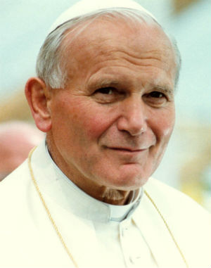 St. John Paul II Feast Day Celebration