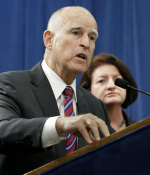 California Governor Jerry Brown signs 'End of Life Option Act'