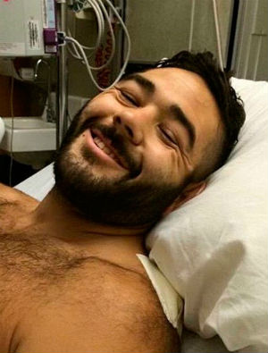 Oregon shooting hero still in recovery: Donations for his medical expenses surpass $700,000