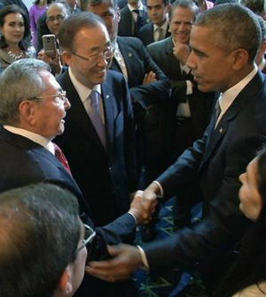 Cuban President pressured by Obama to make moves