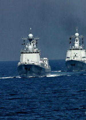 China warns US: China will not allow violations of territorial waters