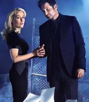 New 'X-Files' series wows viewers at TV trade fair