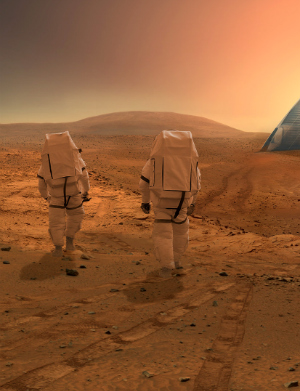 Mars revelations may reveal God's personality according to Vatican astronomer