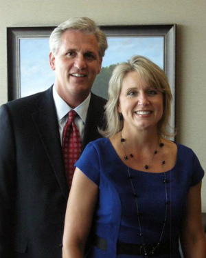 Kevin McCarthy quits speaker race amid allegations of affair with Renee Ellmers