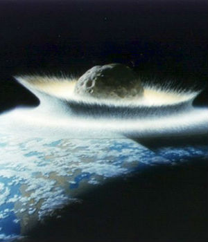 JUST IN CASE: Scientists plan to save world from giant asteroid - as in 'Armageddon' movie