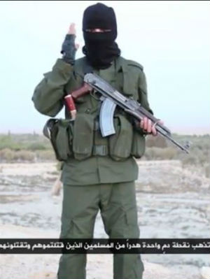 'Soon there will not be a single Jew': ISIS releases threatening new video spoken in Hebrew
