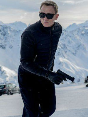 James Bond star Daniel Craig says he's into it for the money