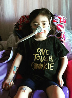 'God will take care of me': Incurably ill 5-year-old chooses Heaven over hospital